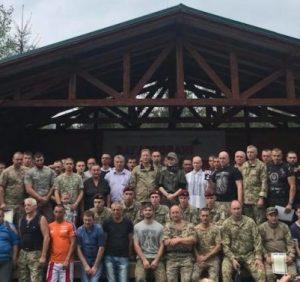 На Закарпатті відбувся Всеукраїнський форум учасників бойових дій на сході України (фото)