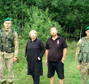 Закарпатські прикордонники  в горах затримали «нелегальну» подружню пару