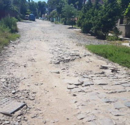 """""""Забуті Богом та владою"""" вулиці Ужгорода. Чи буде ремонт? (фото)"""