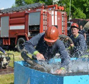 У Чопі стартують змагання за Кубок України з пожежно-прикладного спорту
