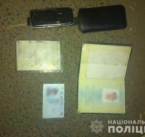 Берегівська поліція затримала двох підозрюваних у грабежі
