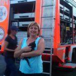 """На Ужгородщині """"надзвичайники"""" врятували кошеня, яке впало у колодязь (фото)"""