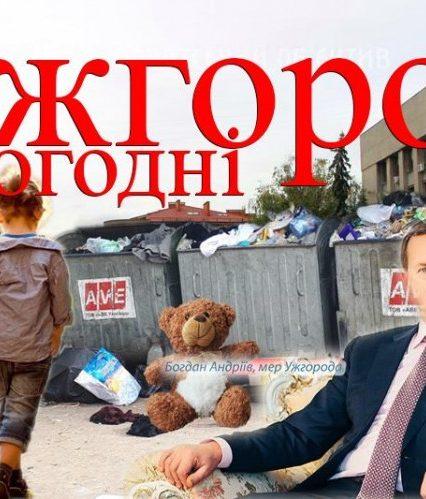 Сьогодні – чергове засідання сесії Ужгородської міської ради