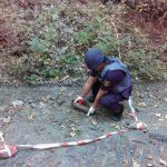 Піротехніки двічі виїжджали на вилучення та знищення вибухонебезпечних предметів на Ужгородщині