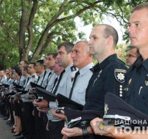 Поліція Закарпаття вшанувала пам'ять працівників органів внутрішніх справ, які загинули при виконанні службових обов'язків