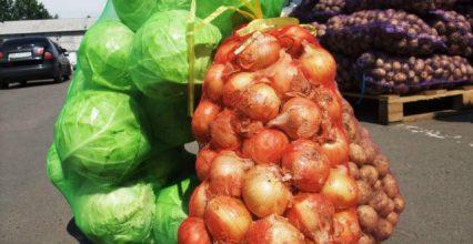 Овощная сетка: для чего использовать и как выбрать