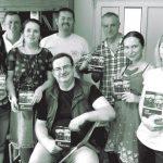 У «Гражді» презентували першу книгу Аркадія Шиншинова «Бар «Зелений кракен»