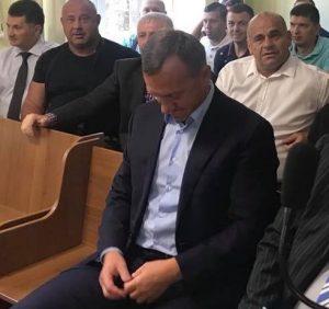 Ужгородського міського голову Богдана Андріїва взяли під варту з можливістю внесення застави (ФОТО, ВІДЕО)