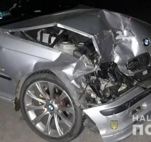 Працівники поліції Закарпаття затримали чотирьох п'яних водіїв, один із яких виявився іноземцем