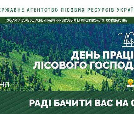 Свято лісу на Закарпатті чекає на гостей (АНОНС)