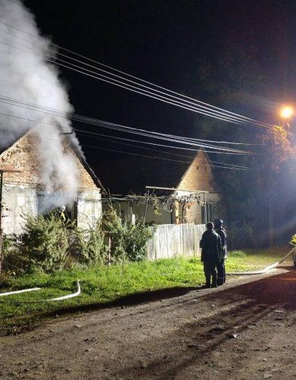 Три займання будинків та один загиблий на пожежі – результат минулої доби на Закарпатті (фото)