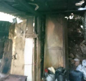 Впродовж вихідних на Закарпатті горіли 3 надвірні споруди