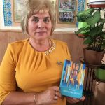 «Мереживо осені» подарувала читачам закарпатська поетеса Олена Пекар