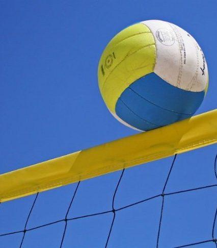 У Лінцівській школі, що на Ужгородщині з'явився волейбольний майданчик (ВІДЕО)