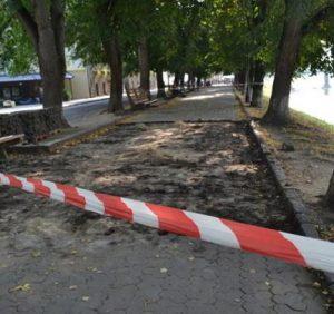 Ужгородці завадили дерибану мером 21 мільйону гривень (відео)