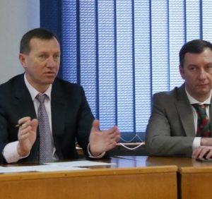 В Ужгороді підсудні мер Андріїв і його перший заступник Цап знову разом