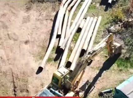 Афера на мільярди гривень з безсилої згоди Києва: як знищують нафтопровід (відео)