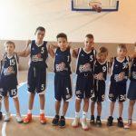 Наймолодші ужгородські баскетболісти вийшли у фінал дитячої ліги