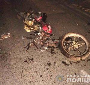 Мото ДТП на Тячівщині: є потерпілі