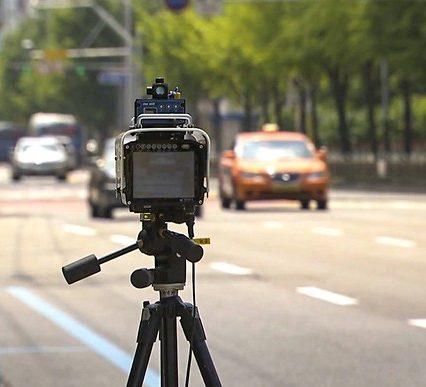 По трасі Київ – Чоп встановлять камери вимірювання швидкості