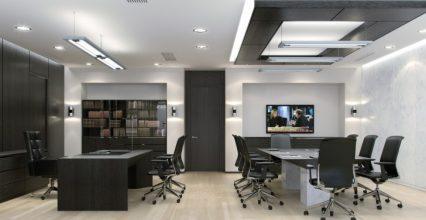 Выбор офисных светильников