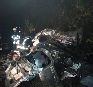 На вихідних рятувальники тричі ліквідовували наслідки моторошних ДТП