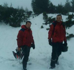 Гірські рятувальники надавали допомогу групі туристів на вершині Петросу
