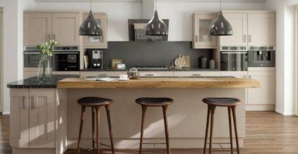 Подбираем стильные барные стулья в кухонную комнату