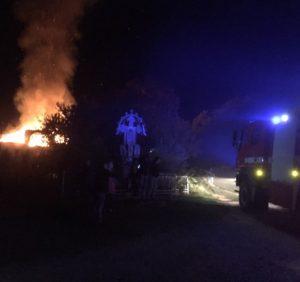 На Закарпатті у вогні загинув власник оселі (фото)