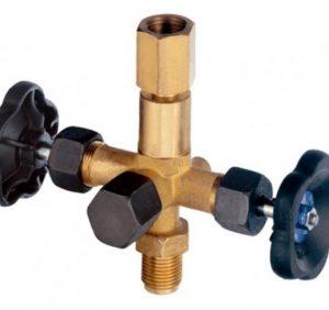 Как подобрать вентили для регулировки воды и пара?