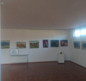 В Ужгородському скансені відкрито благодійну виставку (ВІДЕО)
