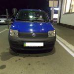 Викрадений у Польщі «Fiat» затримали на українсько-словацькому кордоні