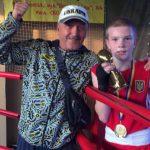 Закарпатські юнаки серед призерів на чемпіонаті України з боксу
