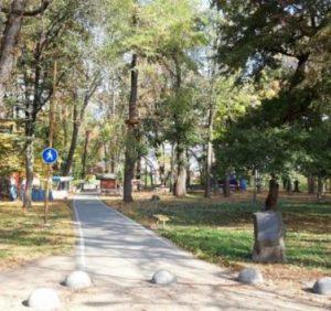 """Парк """"Підзамковий"""" в Ужгороді хочуть передати в приватні руки"""
