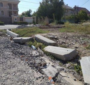 Дорожній фаворит ужгородського мера не вклався у третій термін по здачі капремонту вулиці Можайського