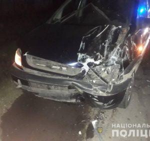 П'яна ДТП на Перечинщині: «Нива» задом таранила «Opel»
