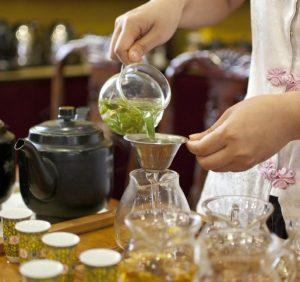 О чае: интересные факты и история