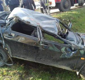 На Свалявщині внаслідок ДТП травмовано двох людей