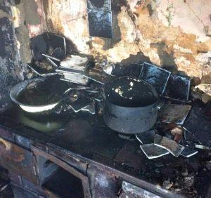 У Виноградівському районі на пожежі загинуло двоє людей