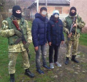 Групу нелегалів з Бангладеш затримали на українсько-польському кордоні