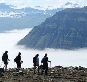 Походы по Исландии – масса удовольствия