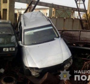 Судимий закарпатець угнав «Opel» свого знайомого і здав на металобрухт