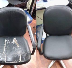 Ремонт и реставрация офисных кресел