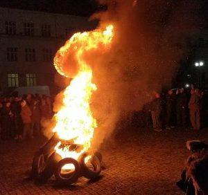 Автомобілісти пікетують – народних депутатів викликають «на килим» (ВІДЕО)