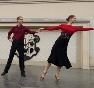 Міжнародний день танго: Ужгород танцювальний (ВІДЕО)