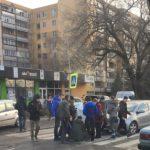 """В Ужгороді автівка збила жінку просто на """"зебрі"""""""