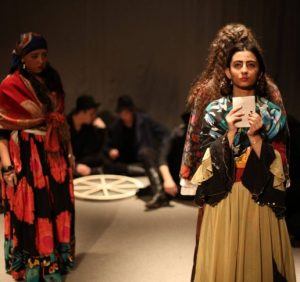 В Ужгороді відбулася прем'єра драми за твором Ліни Костенко «Циганська муза» (фото)