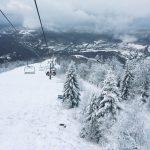Відкриття сезону на Закарпатті не за горами: Красія «настрілює» сніг (ФОТО)