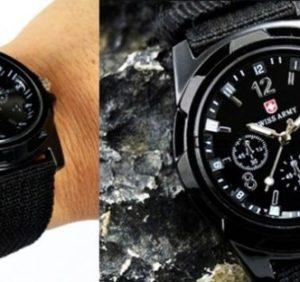 Швейцарские наручные часы – позитивные характеристики