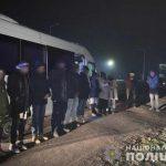 На Закарпатті правоохоронці виявили дев'ятьох нелегальних мігрантів
